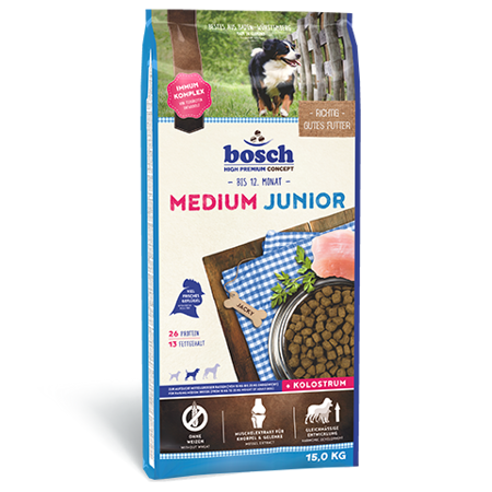 BOSCH Medium Junior 1kg