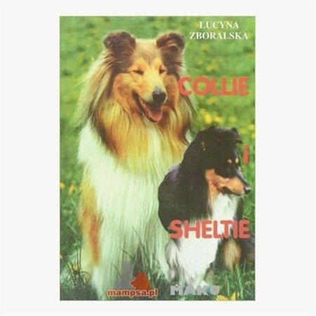 "Książka ""Collie i Sheltie"" wyd. Mako Press"