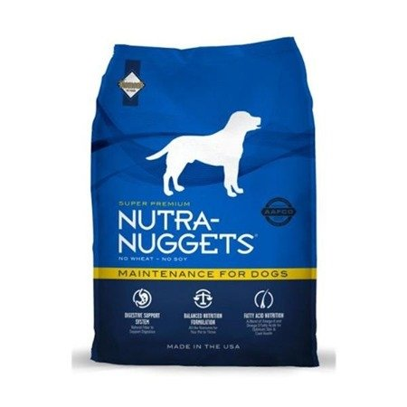 NUTRA NUGGETS Maintenance Dog Formula 15kg